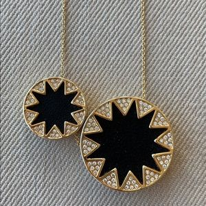 House of Harlow 1960 Double Starburst Necklace